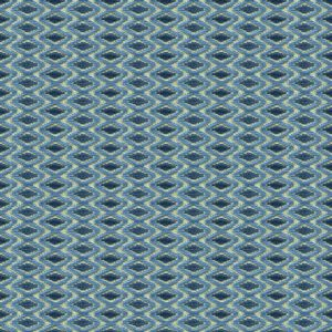 2015119-515 OTTO TRELLIS Blue Navy Lee Jofa Fabric