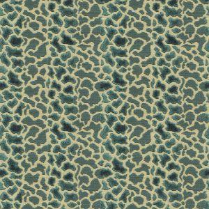 2015120-5 TIMBUKTU VELVET Blue Lee Jofa Fabric