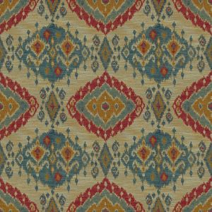 2015125-139 BOSHAM Lake Red Lee Jofa Fabric