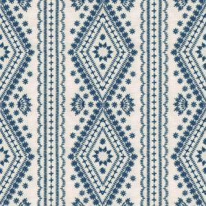 2017104-5 LUCKNOW Blue Lee Jofa Fabric
