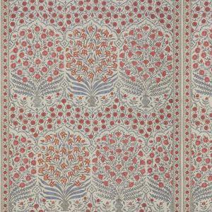 2017108-519 SAMEERA Red Blue Lee Jofa Fabric