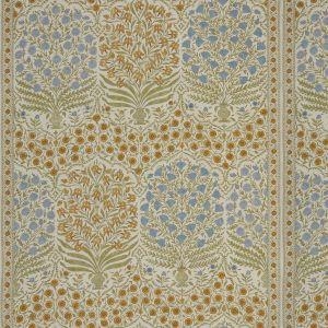 2017108-540 SAMEERA Sapphire Gold Lee Jofa Fabric