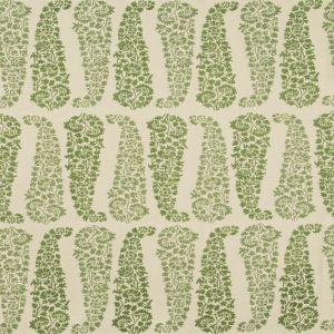 2018149-130 LANARE PAISLEY Ecru Leaf Lee Jofa Fabric