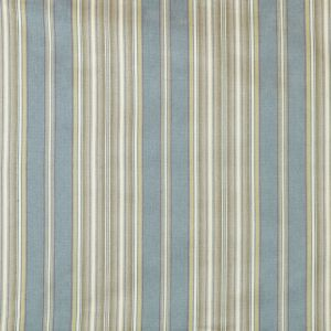 BFC-3659-134 WINDSOR STRIPE Aqua Gold Lee Jofa Fabric
