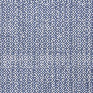 BFC-3669-5 SMALL MEDALLION Azure Lee Jofa Fabric