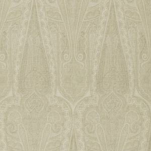 FG074-K102 TROIKA PAISLEY Stone Mulberry Home Wallpaper