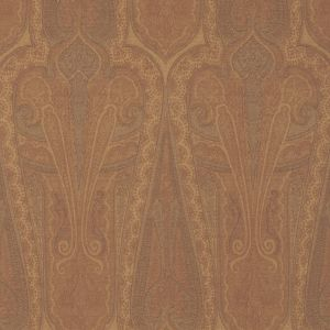 FG074-T30 TROIKA PAISLEY Spice Mulberry Home Wallpaper