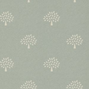 FG088-H54 GRAND MULBERRY TREE Slate Blue Mulberry Home Wallpaper