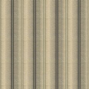 GWF-3509-11 STRIPES Metal Groundworks Fabric