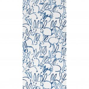 GWP-3413-50 HUTCH Navy Groundworks Wallpaper