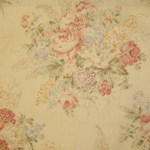 LCF18375F ANGELA FLORAL Cream Ralph Lauren Fabric