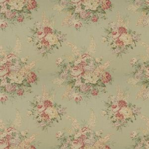 LCF18376F ANGELA FLORAL Sage Ralph Lauren Fabric