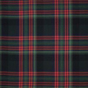 LCF20239F HANLEY PLAID Navy-Hunter Ralph Lauren Fabric