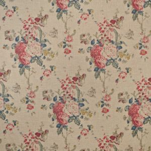 LCF66919F JARDIN FLORAL Summer Linen Ralph Lauren Fabric