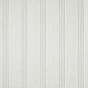 LCF67858F FURTHER STRIPE SHEER Grey Shingle Ralph Lauren Fabric