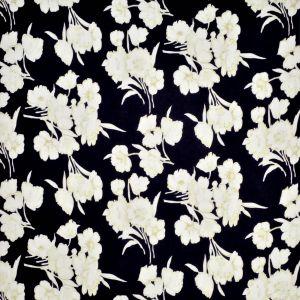LCF67975F BELLARIA FLORAL Onyx Ralph Lauren Fabric