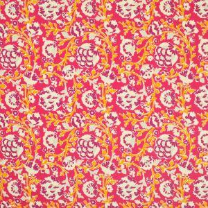 LCF68113F LA ALAMEDA FLORAL Fuschia Ralph Lauren Fabric