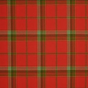 LCF68173F YEALAND PLAID Currant Ralph Lauren Fabric