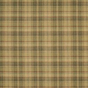 LCF68179F ELIOTT PLAID Teak Ralph Lauren Fabric