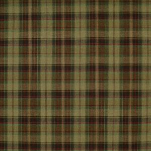 LCF68180F ELIOTT PLAID Olive Ralph Lauren Fabric