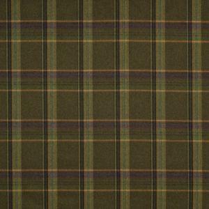 LCF68185F SOMMERSET PLAID Loden Ralph Lauren Fabric