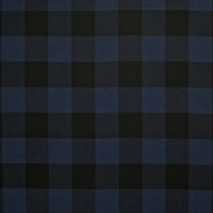 LCF68206F CRAFTSMAN PLAID Indigo Ralph Lauren Fabric