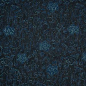 LCF68211F KOTORI FLORAL Overdyed Indigo Ralph Lauren Fabric
