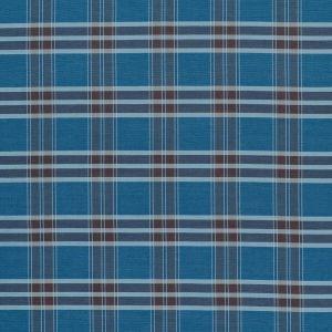 LCF68313F SAMBURU PLAID Moonlight Ralph Lauren Fabric