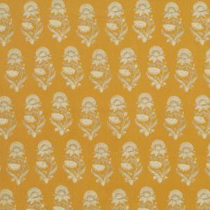 LCF68361F TONYA FLORAL Goldenrod Ralph Lauren Fabric