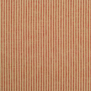 LCF68391F DILLON TICKING Red Ralph Lauren Fabric