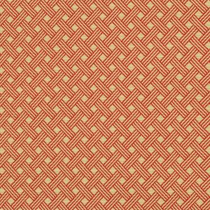LCF68404F PERCY JACQUARD Red Ralph Lauren Fabric
