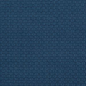 LCF68409F CONNELLY WEAVE Indigo Ralph Lauren Fabric
