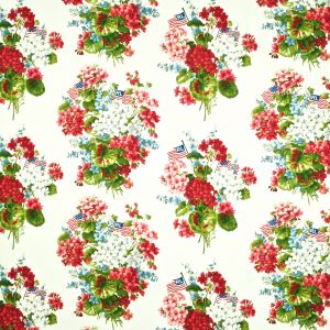 LCF68476F GERANIUM FLORAL Summer Ralph Lauren Fabric