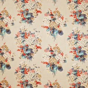 LCF68477F GERANIUM FLORAL Old Glory Ralph Lauren Fabric