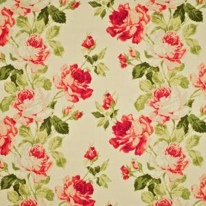 LCF68484F AMERICAN BEAUTY FLORAL October Ralph Lauren Fabric