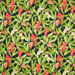 LCF68501F MISSOURI FLORAL Midnight Ralph Lauren Fabric