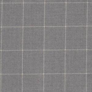 LFY62104F CLIFTON TATTERSAL Stone Grey Ralph Lauren Fabric