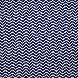 LFY66677F CHERBOURG CHEVRON Navy Ralph Lauren Fabric
