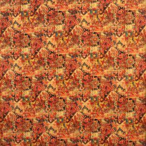 LFY66961F CORNELIUS VELVET Madder Red Ralph Lauren Fabric