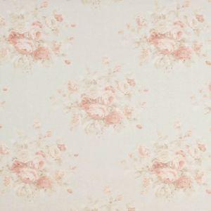 LFY67321F WAINSCOTT FLORAL Cameo Pink Ralph Lauren Fabric