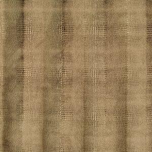 LFY68234F POMPON EMBOSSED CROC Burnt Umber Ralph Lauren Fabric