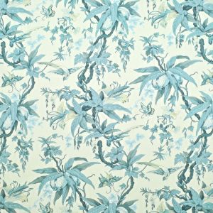 LFY68476F MARY DAY BOTANICAL Slate Ralph Lauren Fabric
