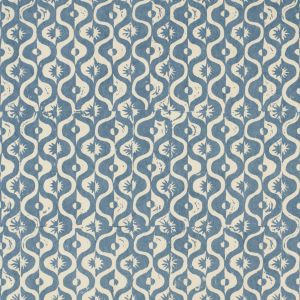 PBFC-3523-5 SMALL MEDALLION WP Azure Lee Jofa Wallpaper