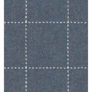2009138-515 WINDOWPANE WOOL Blue Lee Jofa Fabric