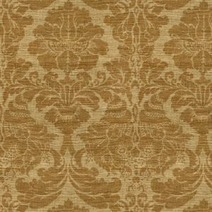 3816-616 BANGLA DAMASK Straw Kravet Fabric