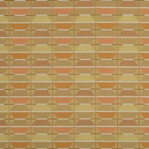 35094-12 FORMAT Melon Kravet Fabric