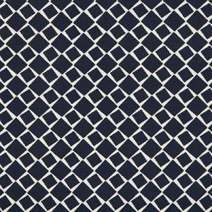 35356-50 DIAMONDEDGE Navy Kravet Fabric