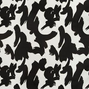 BOLDSTROKE-8 Black Kravet Fabric