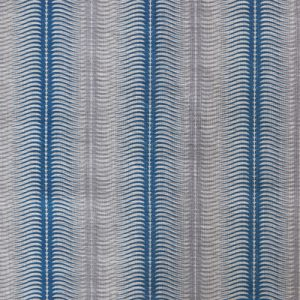 GWF-3509-5 STRIPES Cornflower Groundworks Fabric