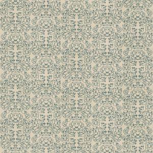 GWF-3511-5 GARDEN Cornflower Groundworks Fabric